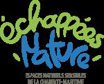 Logo Échappées Nature, Espaces Naturels Sensibles de la Charente-Maritime